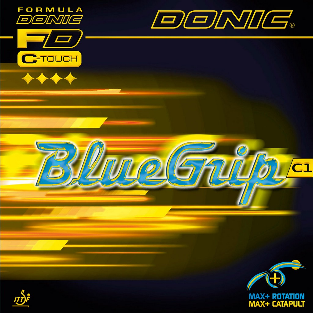 Donic Bluegrip C1 potah
