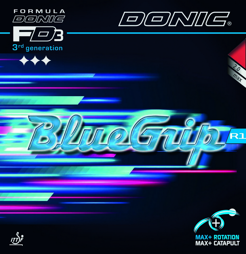 Donic BlueGrip R1 potah