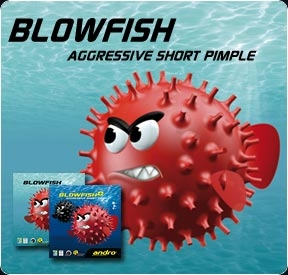 Andro Blowfish sendvič
