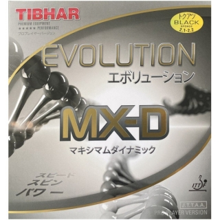 Tibhar Evolution MX-D potah