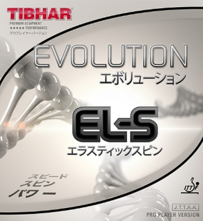 Tibhar Evolution EL-S potah