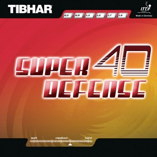 Tibhar Super defense 40 potah