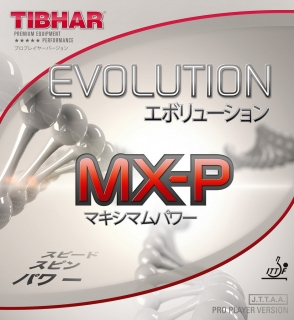 Tibhar Evolution MX-P potah