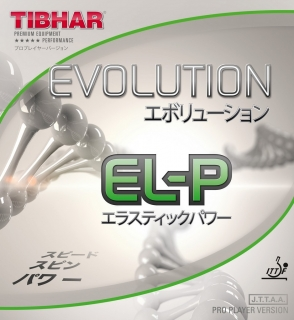 Tibhar Evolution EL-P potah