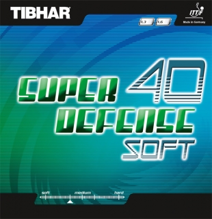Tibhar Super defense 40 Soft potah