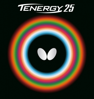 Butterfly Tenergy 25 potah