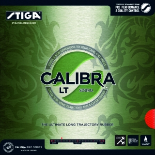 Stiga Calibra LT Sound potah
