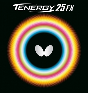 Butterfly Tenergy 25 FX potah