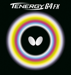 Butterfly Tenergy 64 FX potah