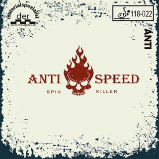 Der Materialspezialist Anti Speed potah