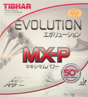 Tibhar Evolution MX-P  50° potah