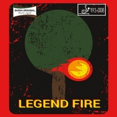 BARNA Legend Fire potah