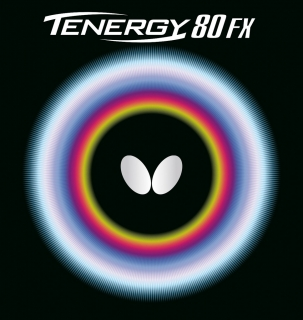 Butterfly Tenergy 80 FX potah
